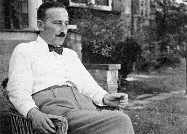 Stefan Zweig, el exilio que terminó en el suicidio de Europa