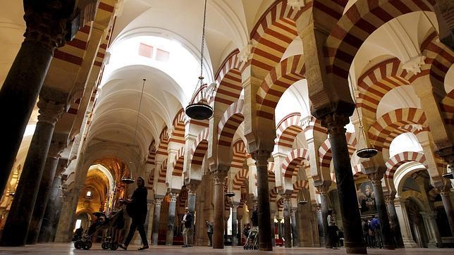 Clemencín señala que la mezquita grande de Córdoba era conocida por el nombre de Ceca