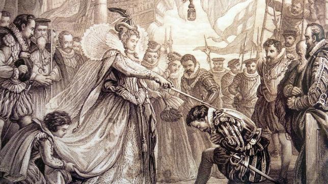 El mito de la piratería inglesa: menos del 1 % de los galeones españoles fue apresado Imperio-britanico--644x362