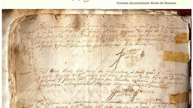 El Ayuntamiento Persevera En Su Afirmación De Que Cervantes Nació En Alcázar De San Juan