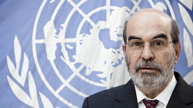 El director de la FAO recuerda que 805 millones de personas en el planeta carecen a diario de alimentos suficientes