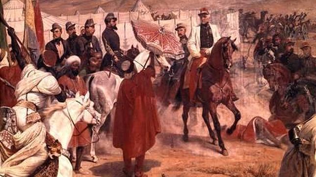 El Mariscal francés Thomas-Robert Bugeaud, en 1846