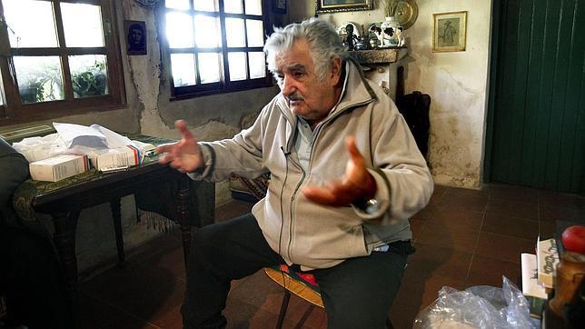 El presidente de Uruguay, José Mujica