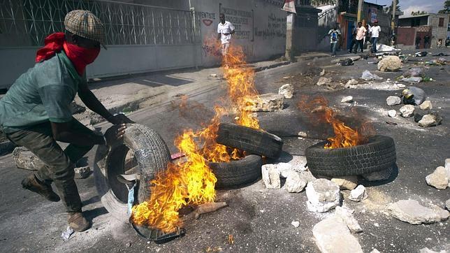 Haití se encuentra sumido en un período de agitación liderado por la oposición