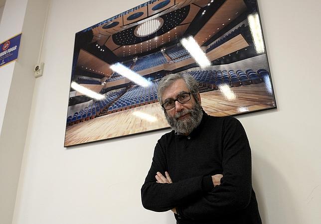 Antonio Muñoz Molina, en la entrevista que mantuvo con ABC Toledo en la Biblioteca del Alcázar