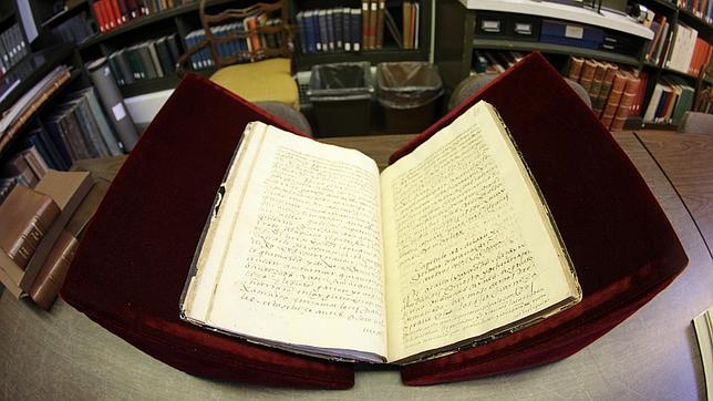Ejemplar único de la crónica de Pedro Pizarro sobre la conquista del Perú