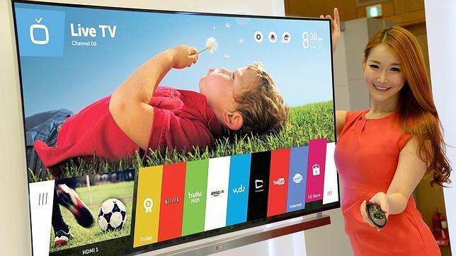 LG incorpora WebOS en sus nuevos televisores