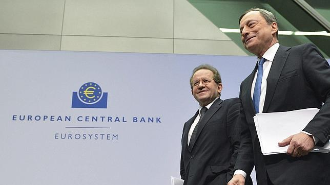 El BCE apuesta por que las entidades financieras de la Eurozona sean «conservadoras» en su política de dividendos