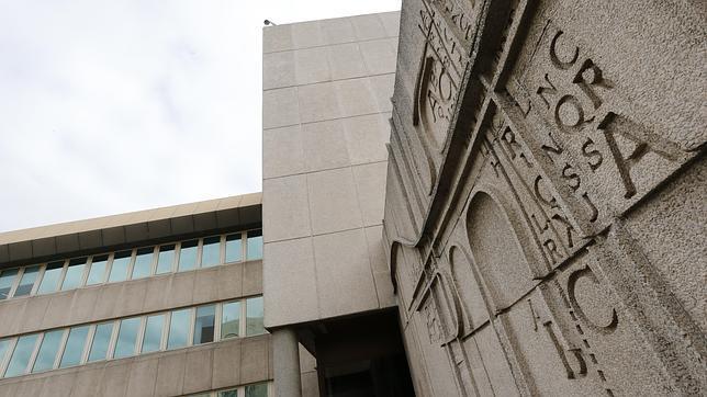 Edificio de ABC en la calle Juan Ignacio Luca de Tena de Madrid