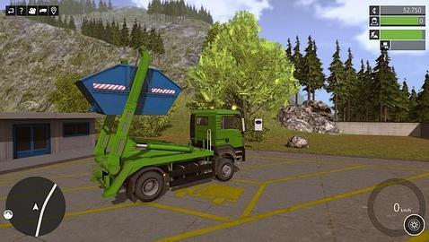 Construction simulator 2015»: buenos cimientos, pero sin pulir