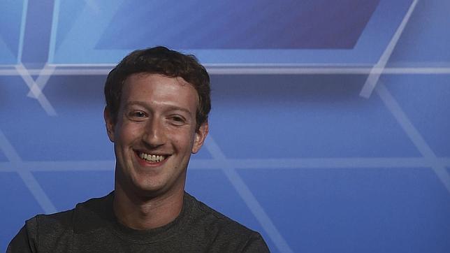 Mark Zuckerberg, durante su intervención en la pasada edición del MWC