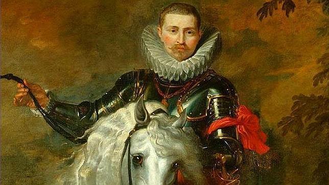 Retrato de don Rodrigo Calderón, conde de la Oliva y marqués de Siete Iglesias, realizado por Rubens