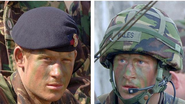 El príncipe Enrique lleva diez años en el Ejército y ha estado en dos ocasiones en Afganistán