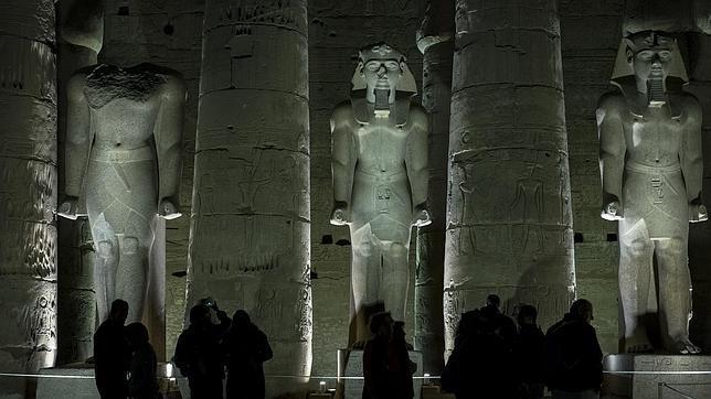 Templo de Amón en Luxor