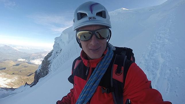 Karl Egloff, el montañero más rápido