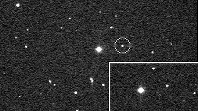 El planeta menor Quirón