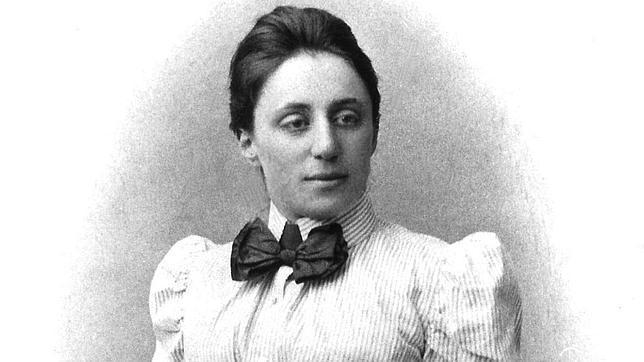 Imagen de Emmy Noether