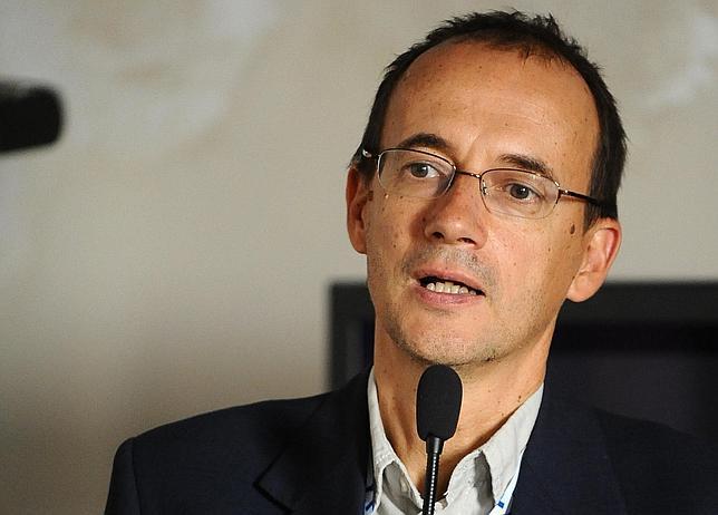 Roberto Casati, autor de «Elogio del papel»