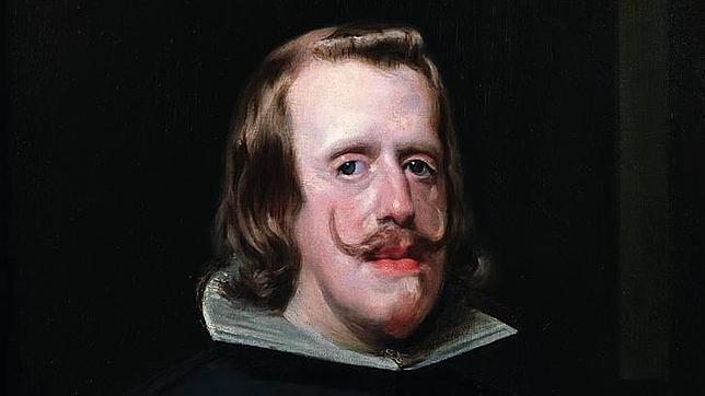 «Retrato de Felipe IV», una de las obras maestras de Velázquez que se expone en el Gran Palais de París