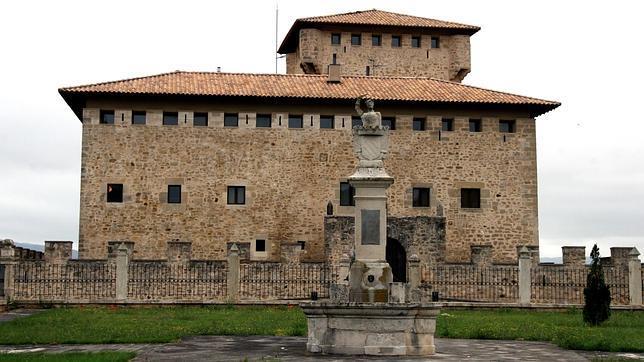 La Torre-Palacio de los Varona en Villanañe de Valdegovía