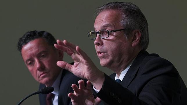 Antonio Miguel Carmona, candidato del PSOE, a la Alcaldía de Madrid