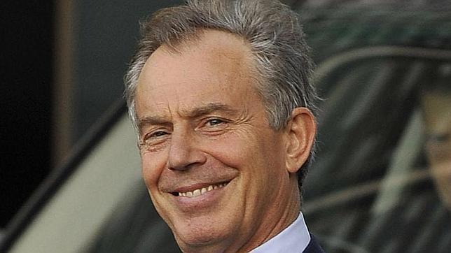 El político Tony Blair