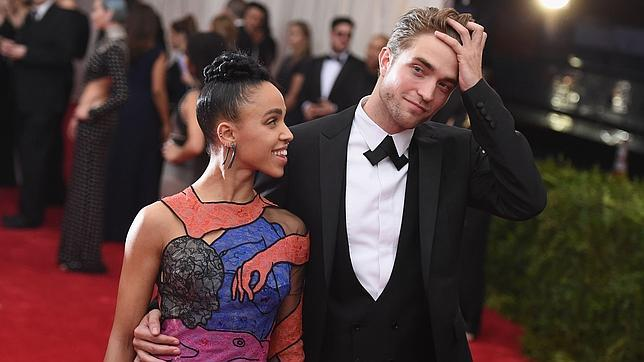 La célebre pareja en la reciente gala del Met, en Nueva York