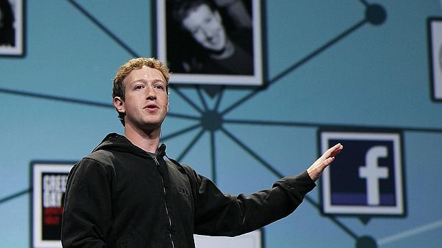 El creador de Facebook Mark Zuckerberg