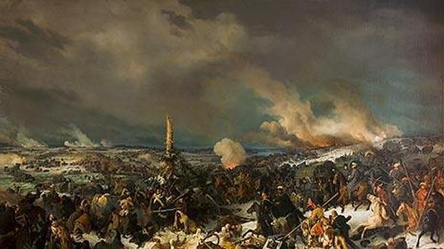 Batalla del rio Berezina, que anticipó el desastre de Waterloo