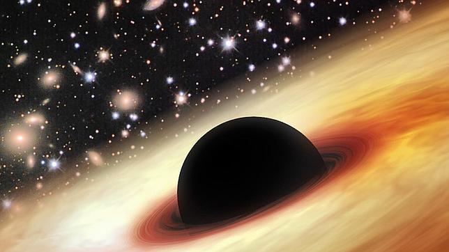 Qué pasaría si una persona cayera en un agujero negro?