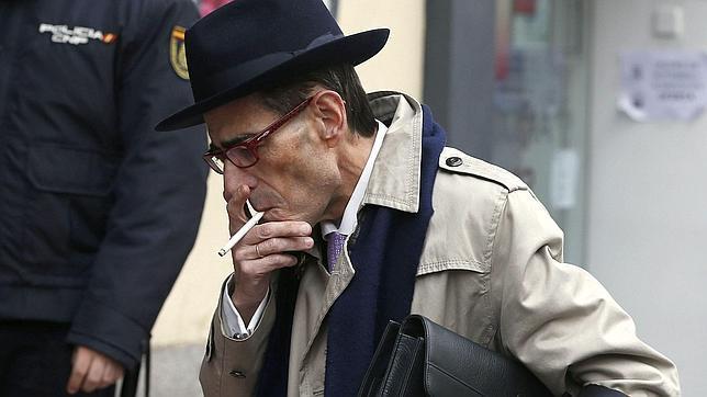 El magistrado Alfonso Guevara, en una imagen de archivo