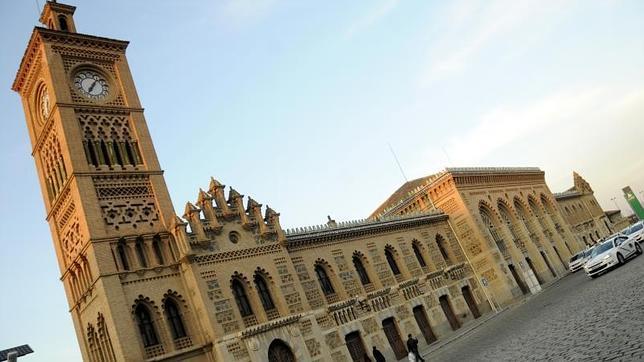 Adif invertirá más de 420.000 euros en arreglar la cubierta de la imprseionante Estación de Toledo