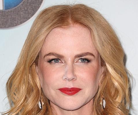 Nicole Kidman, en la entrega de los premios Crystal + Lucy