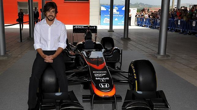 Museo Y Circuito Fernando Alonso : Alonso estrena circuito y museo