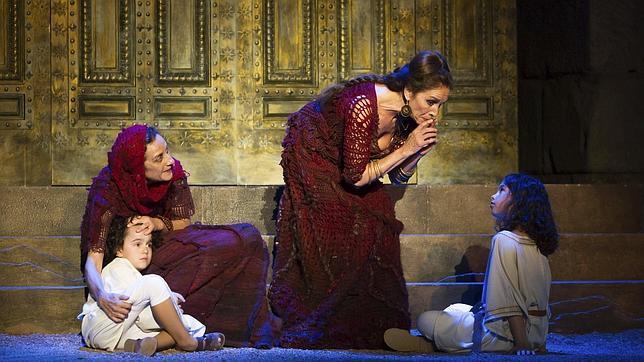 Una escena de «Medea»