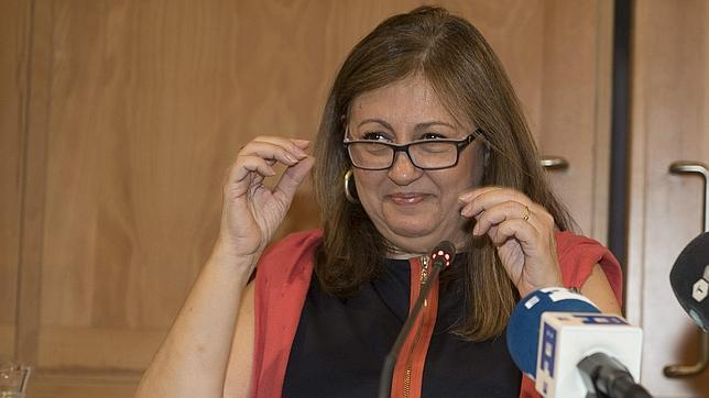 Mar Villafranca dimitió como directora de La Alhambra después de que la Fiscalía se querellara contra ella