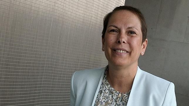 La futura presidenta de Navarra, Uxue Barkos