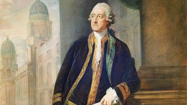 John Montagu, cuarto conde de Sandwich