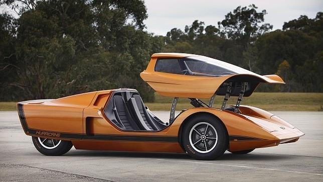 El Holden Hurricane de 1969 fue uno de los prototipos más espectaculares de la historia