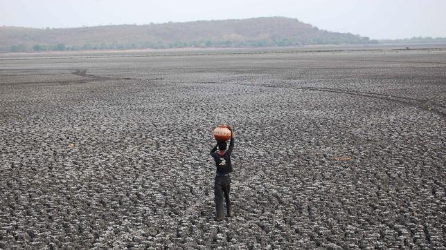 «El Niño» es responsable de largas sequías en el sudeste asiático