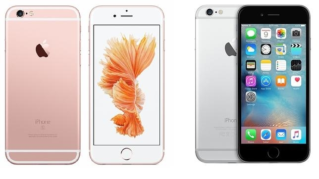 Comparativa entre iPhone 6S y el iPhone 6