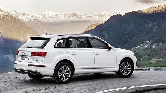 Audi apuesta por la eficiencia con el nuevo Q7 3.0 TDI quattro ultra