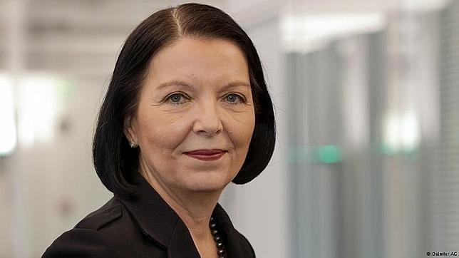 Christine Hohmann-Dennhardt, nueva responsable del departamento jurídico de Volkswagen