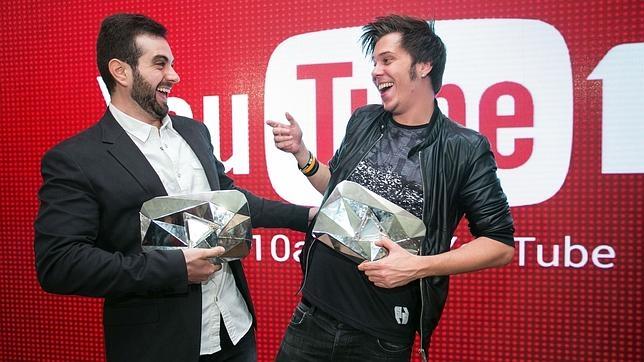 El Rubius Y Vegetta777 Los Youtubers Españoles De Mayor Talento