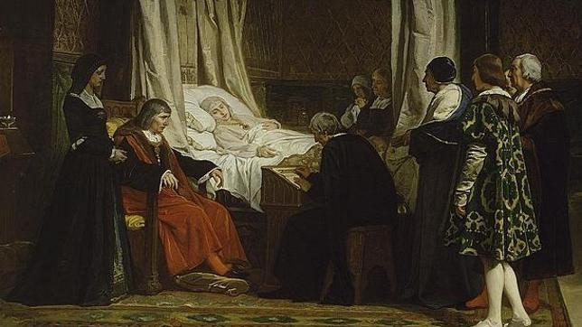Un cáncer de útero acabó con Isabel «la Católica», la reina más poderosa de su tiempo