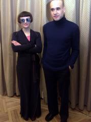Ana Laura Aláez y Javier Pérez representarán a España en la Bienal veneciana. Chema Barroso