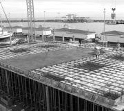 El nuevo edificio del Naútico se autoabastecerá de energía solar. ABC