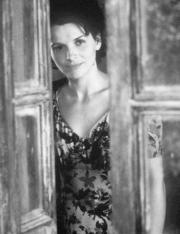 Juliette Binoche en un momento de la película ABC