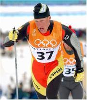 Juanito logró su tercera medalla de oro