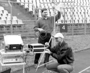El prototipo se está probando en el estadio de Nuremberg. ABC
